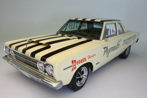 1967 Plymouth Belvedere na prodej