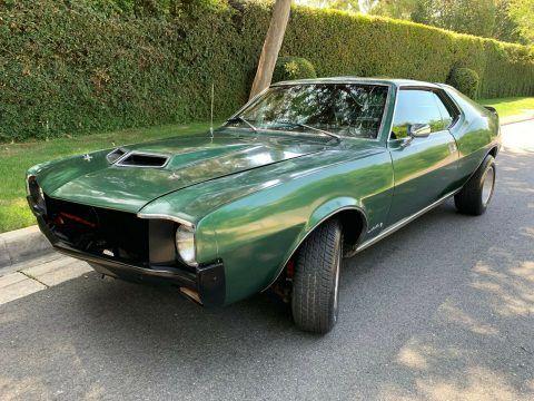 1972 AMC AMX na prodej