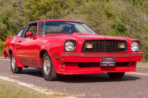 1978 Ford Mustang na prodej