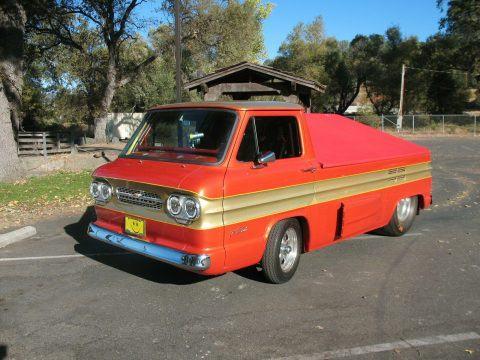 1961 Chevrolet Corvair na prodej