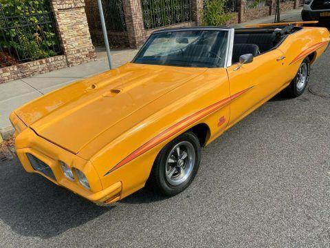 1970 Pontiac GTO Convertible na prodej