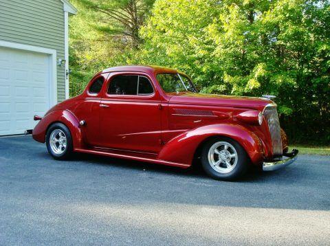 1937 Chevrolet 5 Window Coupe na prodej