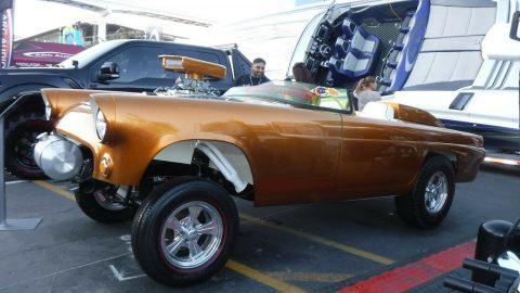 1955 Ford Thunderbird na prodej
