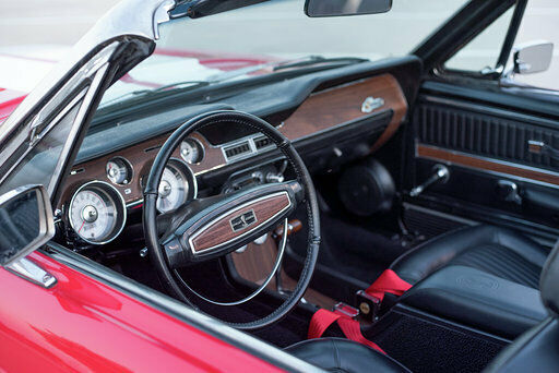 1967 Shelby GT350 Convertible