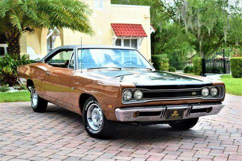 1969 Dodge Coronet Super Bee na prodej