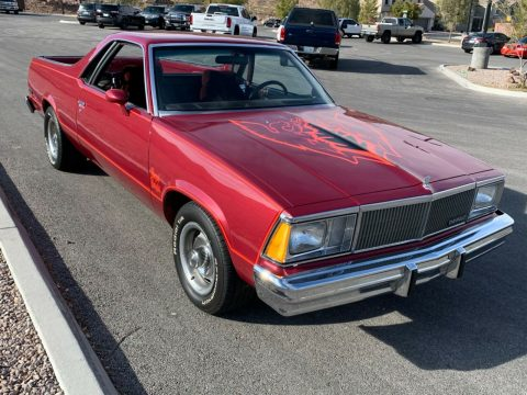 1980 Chevrolet El Camino SS na prodej