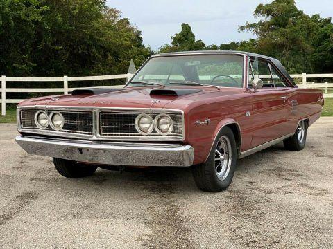 1966 Dodge Coronet na prodej