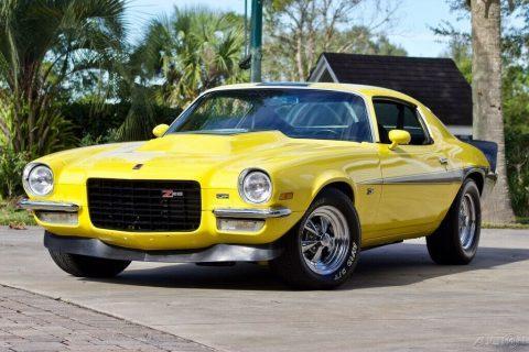 1973 Chevrolet Camaro Z/28 na prodej