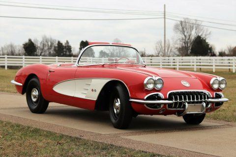 1959 Chevrolet Corvette na prodej