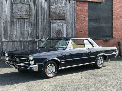 1965 Pontiac GTO na prodej