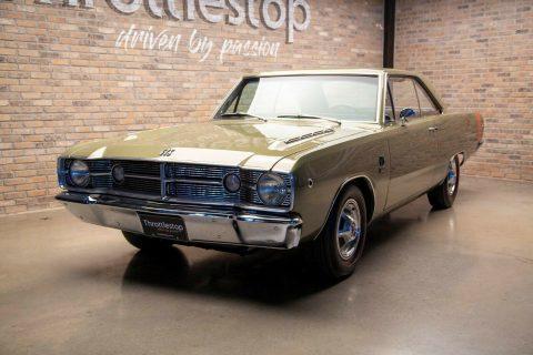 1968 Dodge Dart GTS na prodej