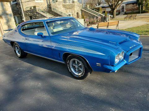 1972 Pontiac GTO na prodej