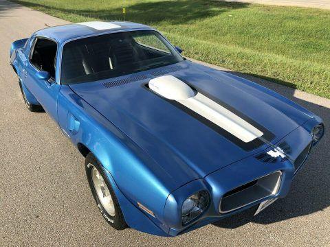 1972 Pontiac Trans Am na prodej