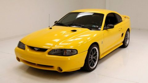 1996 Ford Mustang na prodej