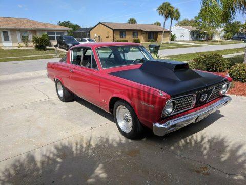 1966 Plymouth Barracuda na prodej