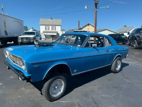 1968 Ford Falcon na prodej