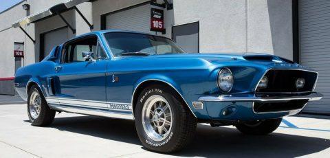1968 Shelby GT500KR na prodej