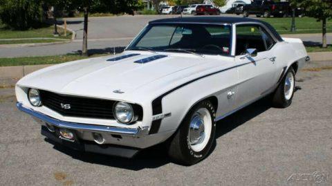 1969 Chevrolet Camaro SS na prodej