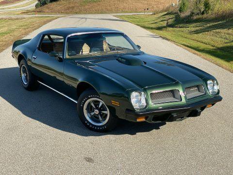 1974 Pontiac Firebird Formula na prodej