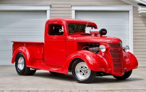 1938 Chevrolet Pickup na prodej