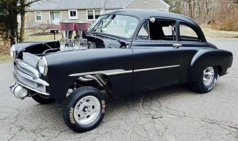 1951 Chevrolet Styline Business Coupe na prodej