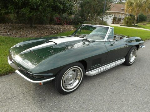 1967 Chevrolet Corvette Convertible na prodej