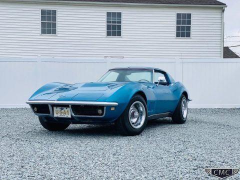 1968 Chevrolet Corvette Stingray na prodej