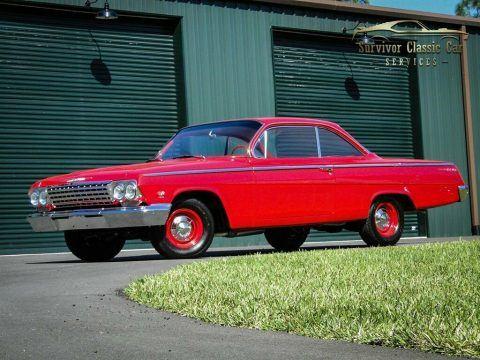 1962 Chevrolet Bel Air na prodej