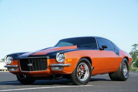 1972 Chevrolet Camaro na prodej