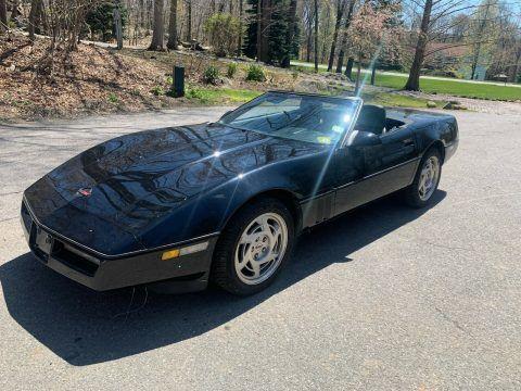 1990 Chevrolet Corvette Convertible na prodej