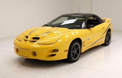 2002 Pontiac Firebird Trans Am na prodej
