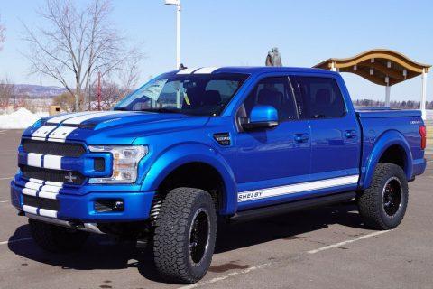 2020 Ford F-150 na prodej