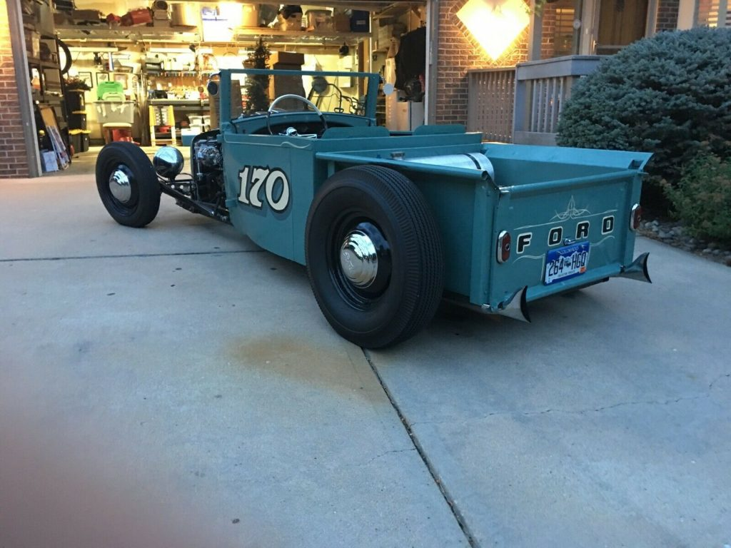 1928 Ford Roadster Pickup