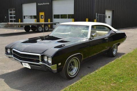 1969 Buick GS na prodej
