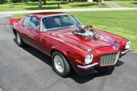 1970 Chevrolet Camaro na prodej