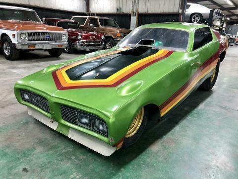 1972 Dodge Funny Car na prodej