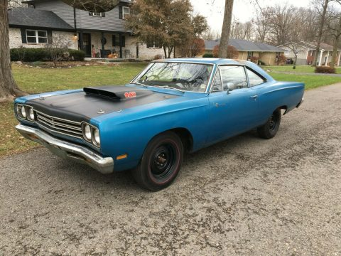 1969 Plymouth Road Runner na prodej