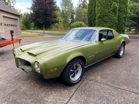 1971 Pontiac Firebird na prodej