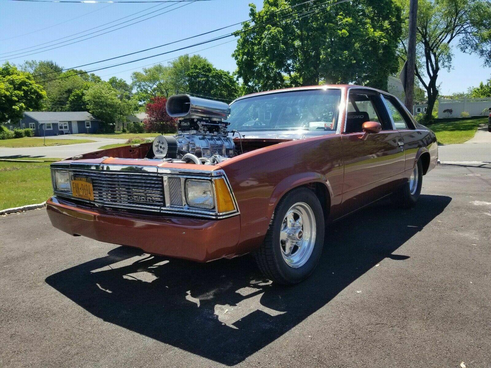 1980 Chevrolet Malibu na prodej