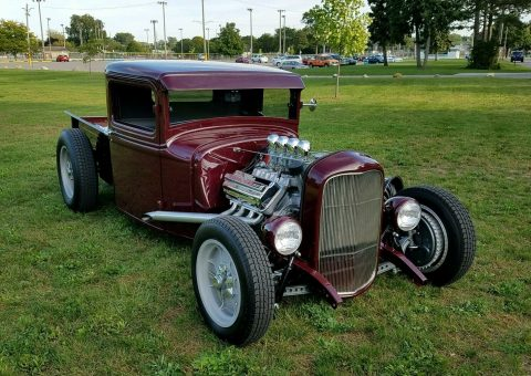 1934 Ford Pickup na prodej