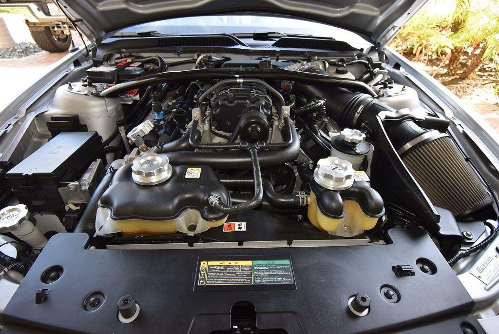 2008 Shelby GT500KR