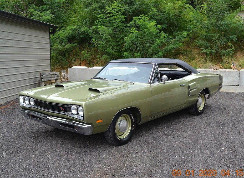 1969 Dodge Coronet R/T