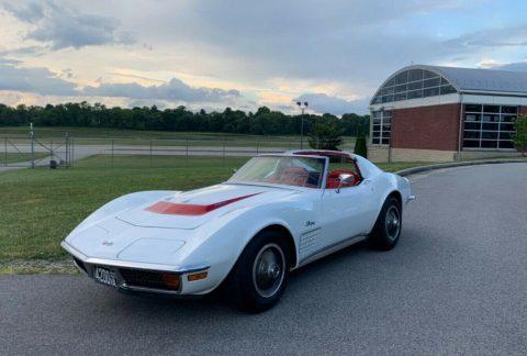 1972 Chevrolet Corvette na prodej
