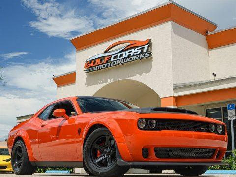 2018 Dodge Challenger SRT Demon na prodej