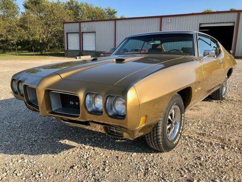 1970 Pontiac GTO na prodej
