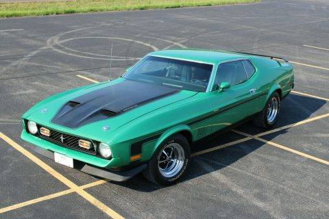 1971 Ford Mustang Mach 1 na prodej