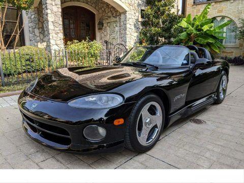 1995 Dodge Viper na prodej