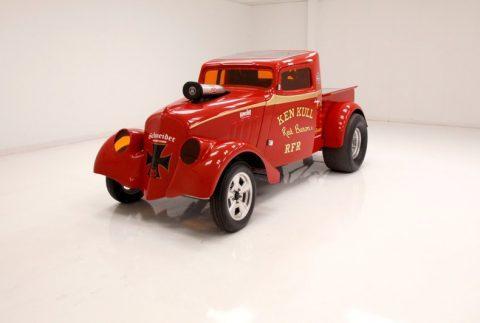 1933 Willys 77 na prodej