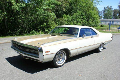 1970 Chrysler 300H na prodej