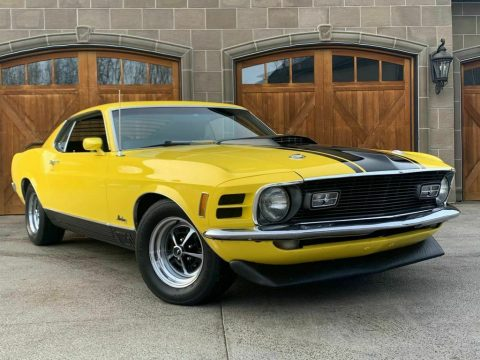 1970 Ford Mustang Mach 1 na prodej